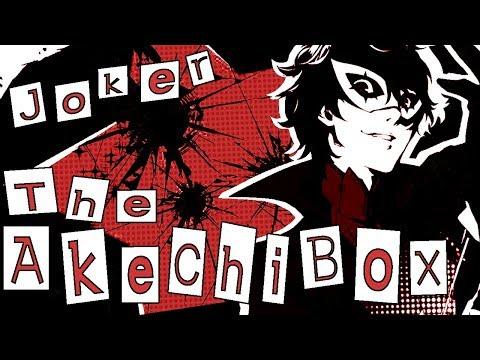 Joker's AkechiBox Tech [Smash Ultimate]