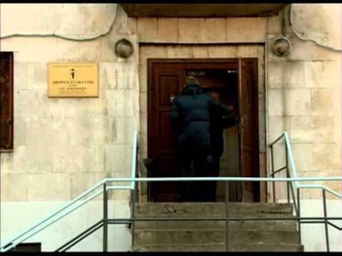 В Ярославле рушится стена ДК Добрынина
