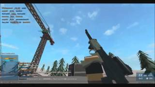 Roblox : Phantom Forces : Episode 7 : I Love with the L86 LSW