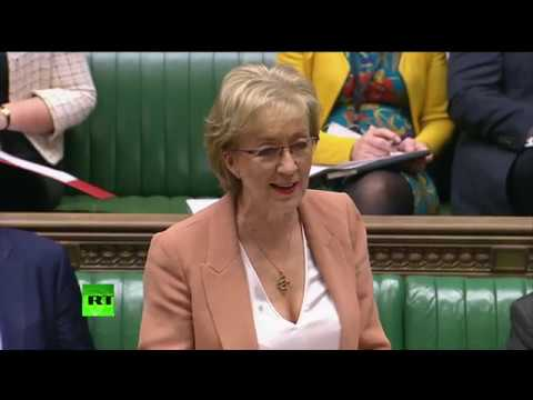 LIVE: Andrea Leadsom is expected to reveal if MPs will get to vote on MFV3 tomorrow