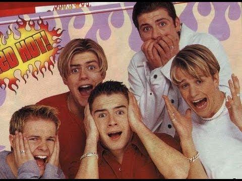 Westlife Room Raid!!! (Throwback 1998)
