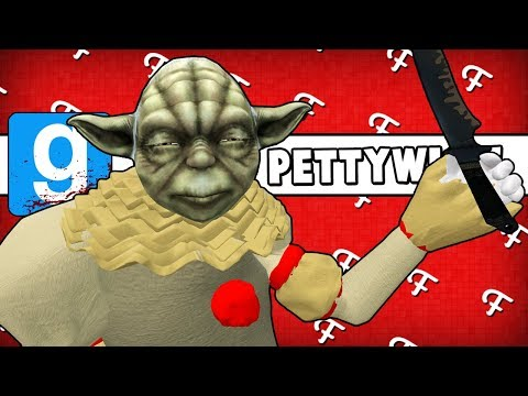 Gmod: Pettywise & TyTyTheJedis Noble Sacrifice! (Garrys Mod Hide and Seek - Comedy Gaming)