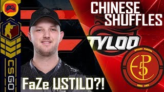 CSGO News FaZe Ustilo Time Byali to Leave Virtus Pro NEW Chinese Teams Coming and More