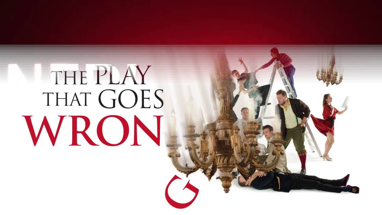 leader competition win double passes to the play that goes wrong leader competition win double passes to the play that goes wrong leader