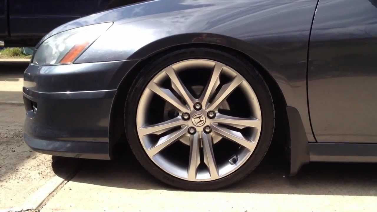 accord wheels gen coupe ex v6 5g