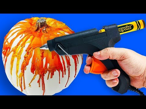 14 Easy DIY Halloween Crafts | Cheap Halloween Decor Ideas | DIY Costumes | Craft Factory