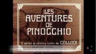 Pinocchio générique de la série TV