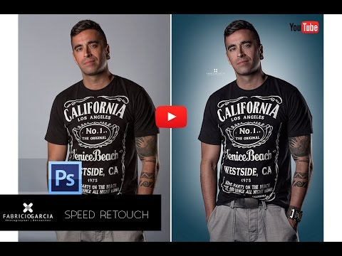 Cristopher Clarck - Photoshoot | Retouch (#Photoshop Cs6  |  #Photoshop CC) #Tutorial