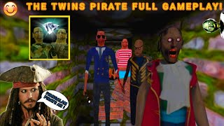 The twins pirate mod gameplay/The twins in tamil/horror/on vtg! screenshot 5