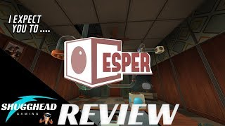 Esper PSVR Review - A great puzzle game for the collection   PS4 Pro Gameplay Footage