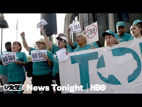 Church Immigrant IDs & Tidal Data Breach: VICE News Tonight Full Episode (HBO)