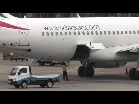 Colombo Airport, Bandaranaike International Airport Sri Lanka (CMB) Ground Activity What it's like