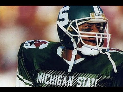 Spartan Legends - Andre Rison (1989 NFL Draft - 22nd Pick)