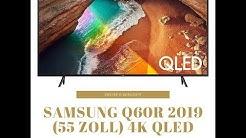 [German Review] Samsung Q60R 138 cm (55 Zoll) 4K QLED erster Eindruck