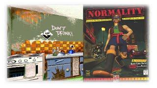 Normality (PC/1996) - Das Kult(?)-Adventure der 90er jetzt bei Steam