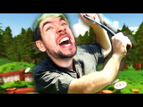 ANGRIEST ROUND OF GOLF | Golf With Friends #1