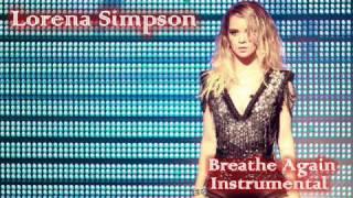 Lorena Simpson - Breathe Again - Instrumental