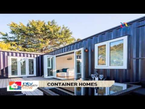 NTV Property Show S01 E11: Container Homes