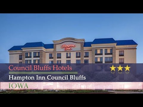 Hampton Inn Council Bluffs - Council Bluffs Hotels, Iowa