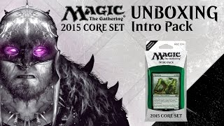 Unboxing: M15 Will Of The Masses With Brad Nelson [magic: The Gathering]