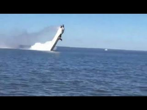 LiveLeak || Fatal crash in Offshore boat race