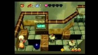 Bomberman 64: The Second Attack Nintendo 64