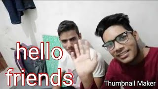 Hello Friends Chai Pilo || Comedy Video By Lalit And Dilkush