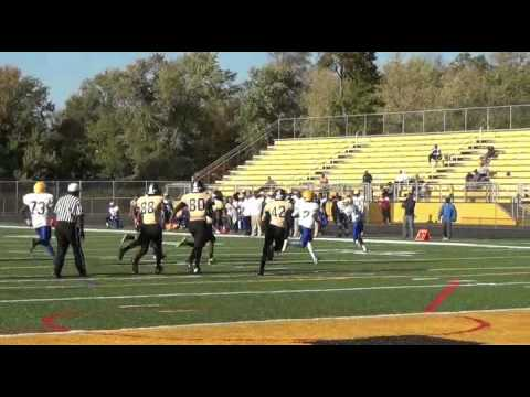 Oxon Hill High School ( Maryland ) 2014 Football Season Highlight