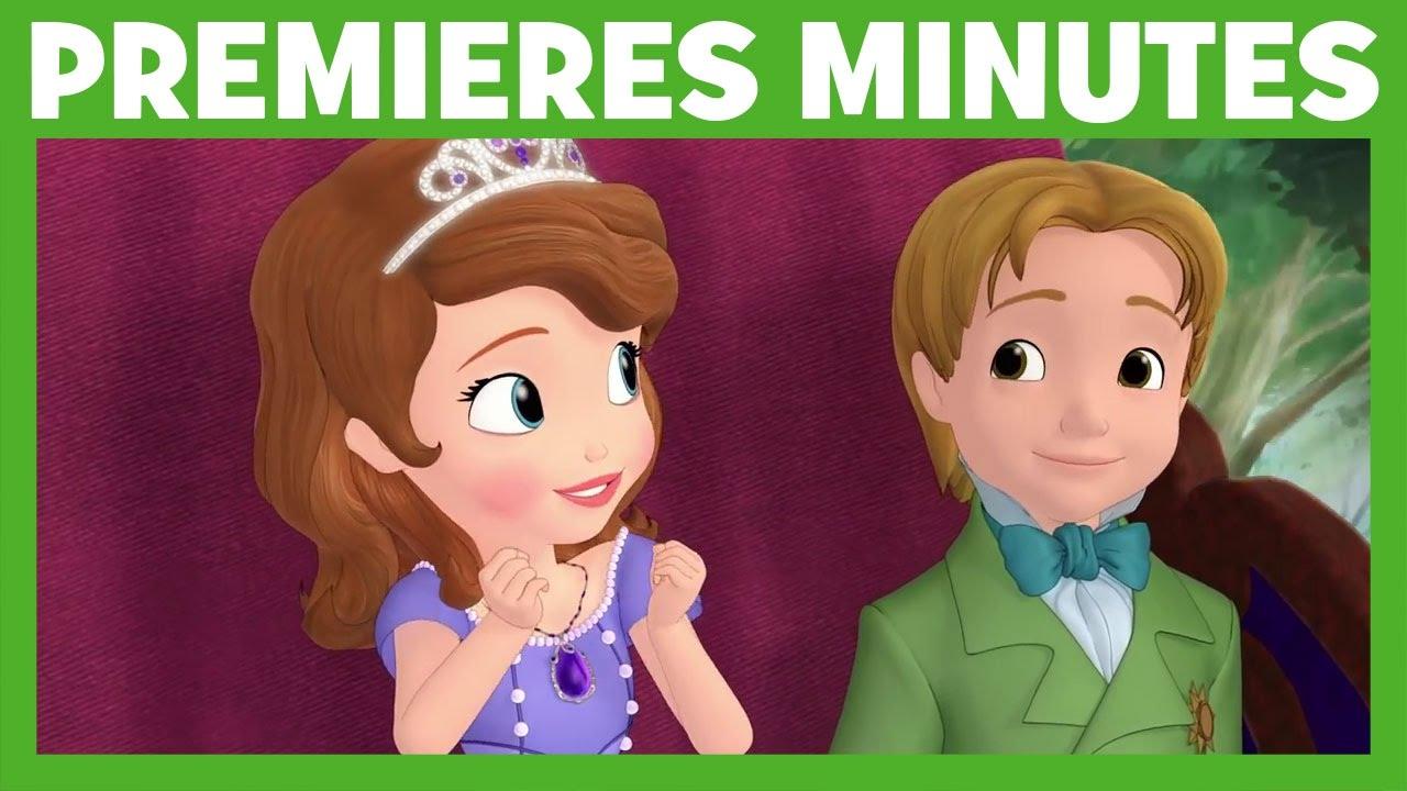 Princesse Sofia Les Premieres Minutes De La Nouvelle Serie Disney