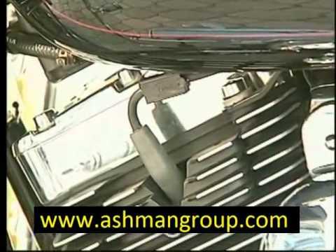 Ashman group - Electronic Engine Ionizer