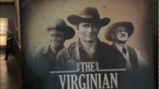 The Virginian - 50th Anniversary - Meeting the Cast at the Gene Autry Museum in Los Angeles 2012