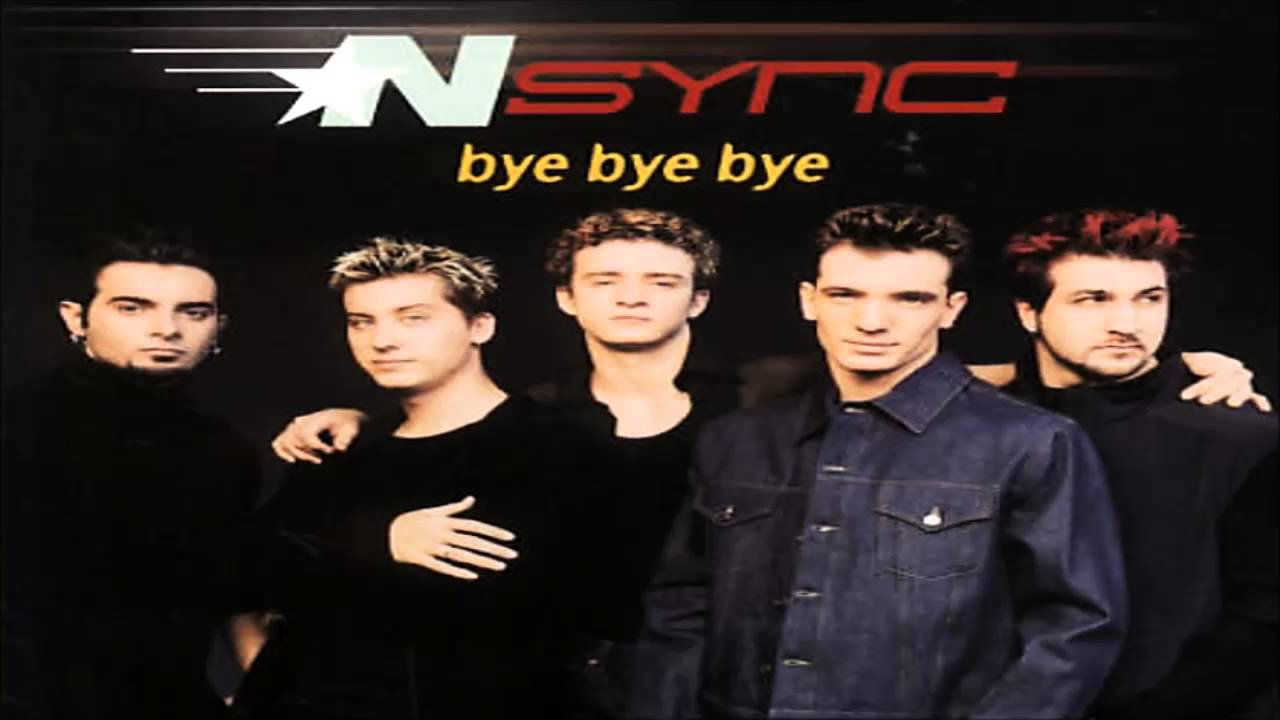 Nsync Bye Bye Bye Instrumental Youtube