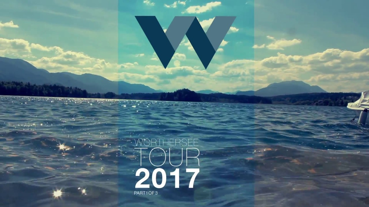 Wörthersee Tour 2017 Logo Design #12