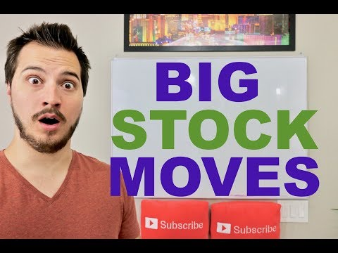 10 STOCKS MOVING BIG NOW!