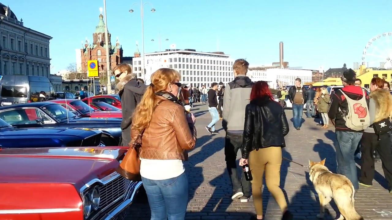 Helsinki Cruising