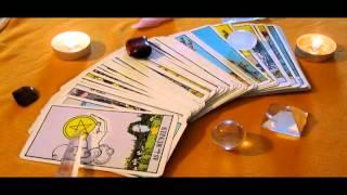 Wie lege ich mein erstes Tarot