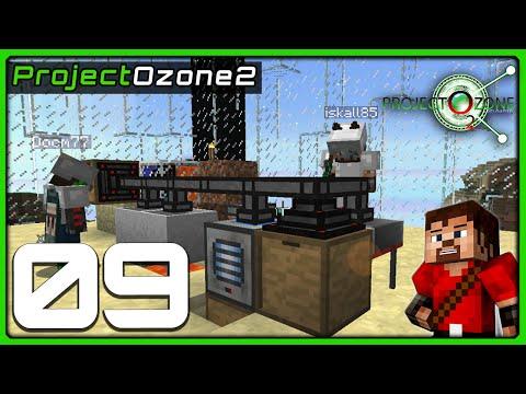 Modded Minecraft | Project Ozone 2 Reborn | Ep 09 || RENJUICE!