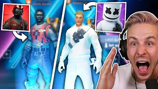 THIS is what FORTNITE SKINS look like without MASKE! - Unmask with this SIMPLE BUG SKINS!