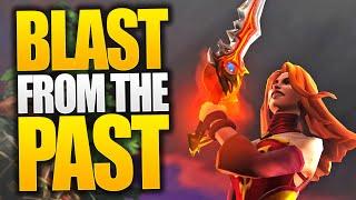 Blast from the Past - Natus Vincere vs Fnatic Dota 2