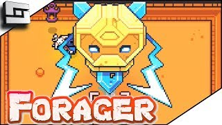 I Defeated The Ancient Tomb In Forager