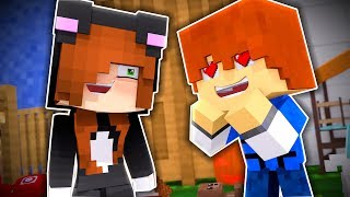 Minecraft Daycare - HALLOWEEN COSTUME !? (Minecraft Roleplay)