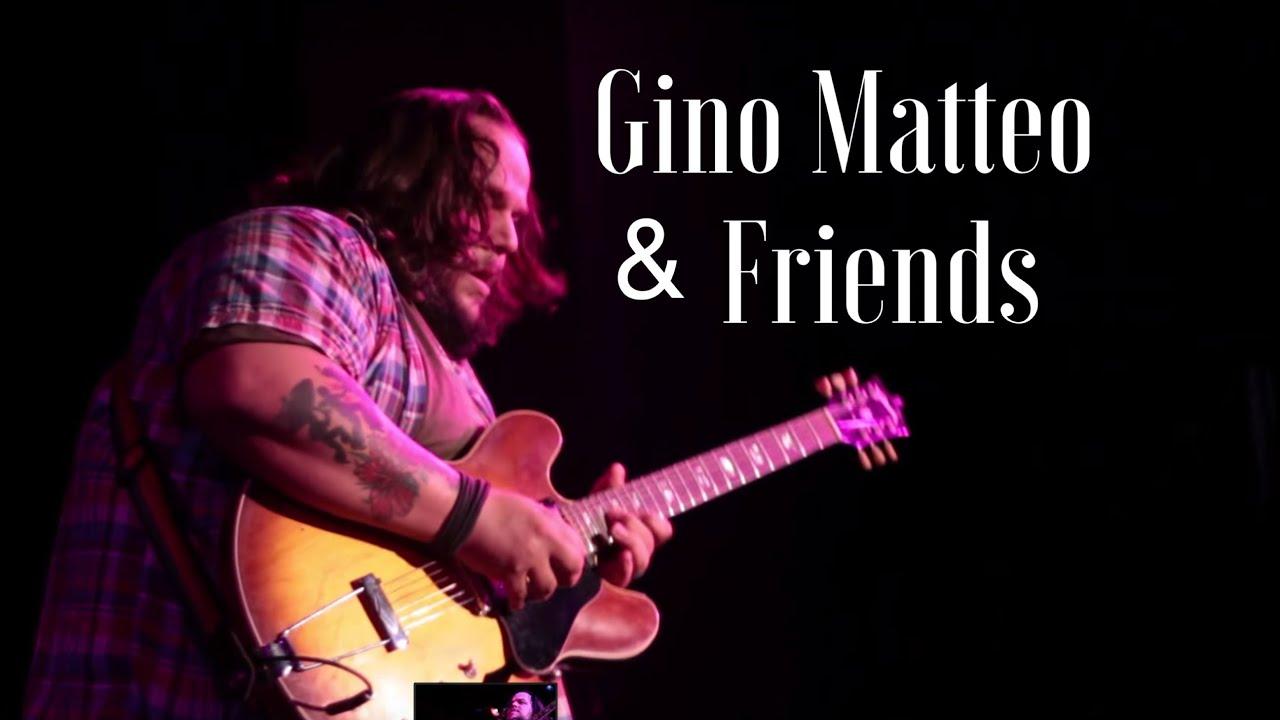 GINO MATTEO : sans aucun doute parmi les meilleurs jeunes guitaristes du genre !