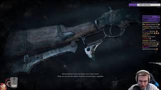 Hunt: Showdown - Тест игровых механик. Новые пушки! Лучшее дуо с Yelqo!