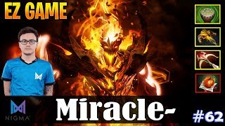 Miracle - Shadow Fiend MID | EZ GAME | Dota 2 Pro MMR Gameplay #62