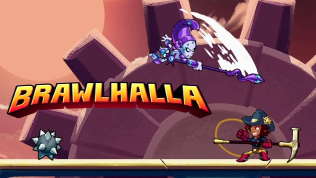 Brawlhall Milf Video