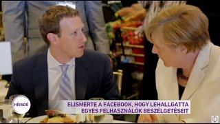Elismerte a Facebook, hogy lehallgatta egyes felhasználók beszélgetéseit