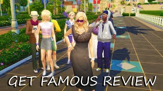 Sims 4 Get Famous Review Stream
