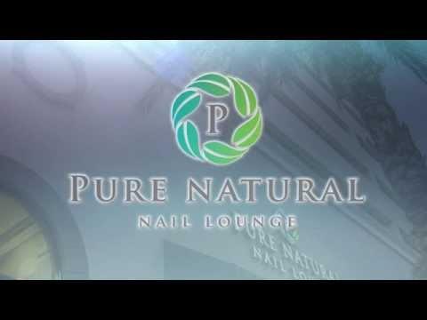 Pure Natural Nail Lounge Saint Petersburg FL    http://PureNaturalNailLounge.com