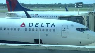 Sarasota Woman Forcibly Removed From Plane After Refusing To Wear Mask, Spits On Other Passengers