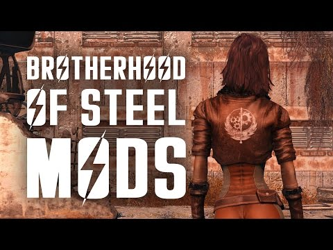 13 of the Best Brotherhood of Steel Fallout 4 Mods for Xbox One & PC